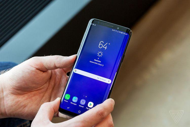 harga Samsung Galaxy S9