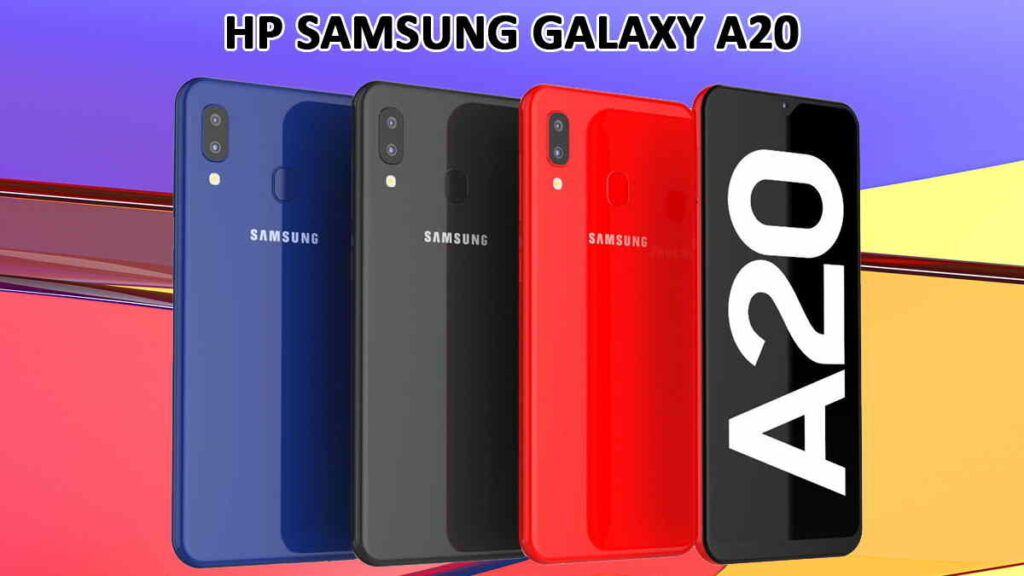 Galaxy A20s