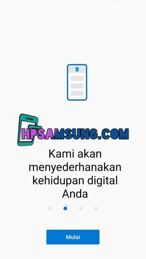 cara menyembunyikan aplikasi di hp samsung m20